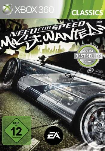 ak tronic Need for Speed : most wanted [import allemand] Xbox 360