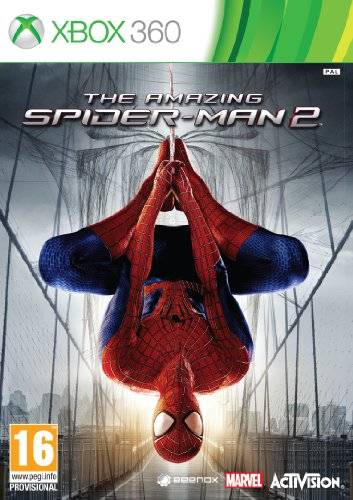 ACTIVISION The amazing Spider Man 2 [import anglais] Xbox 360