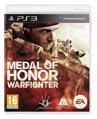 Electronic Arts Medal of Honor : Warfighter [import anglais] PlayStation 3