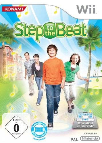 STEP TO THE BEAT [IMPORT ALLEMAND] [JEU WII]
