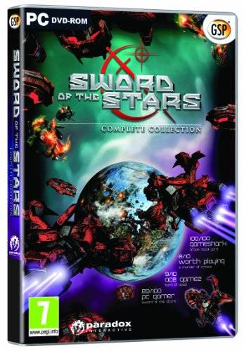 Avanquest Sword of the Stars : Complete Collection [import anglais] PC