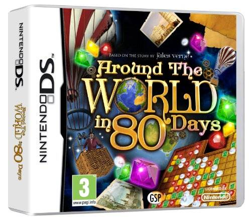 Avanquest Around the World In 80 Days [import anglais] Nintendo DS