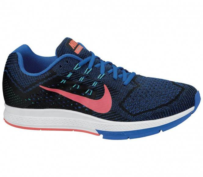 Nike Chaussures de running - Nike - Zoom Structure 18 Hommes - EU 40 - US 7