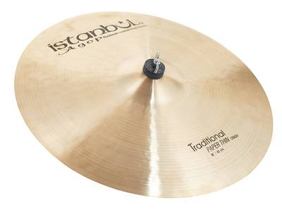 Istanbul Agop Traditional Pap.Thin Crash 18