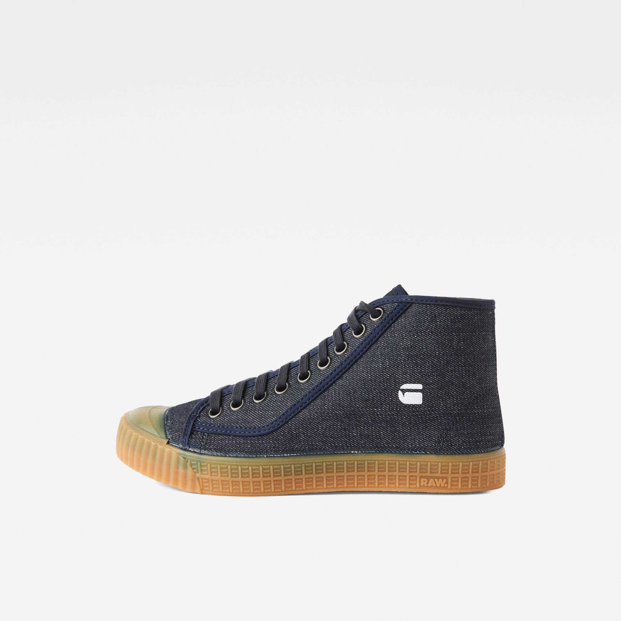 G-Star RAW Rovulc Denim Mid Sneakers