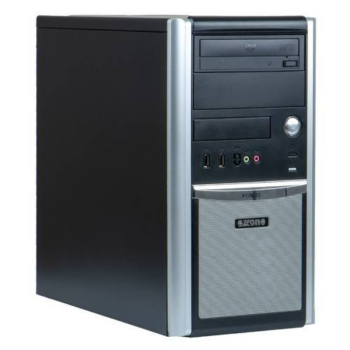 Extra Computer Exone Variety TOWER Intel® Core™ i3-550 Processor 4096Mb DDR3, HDD 250GB, DVD. W10 Home.