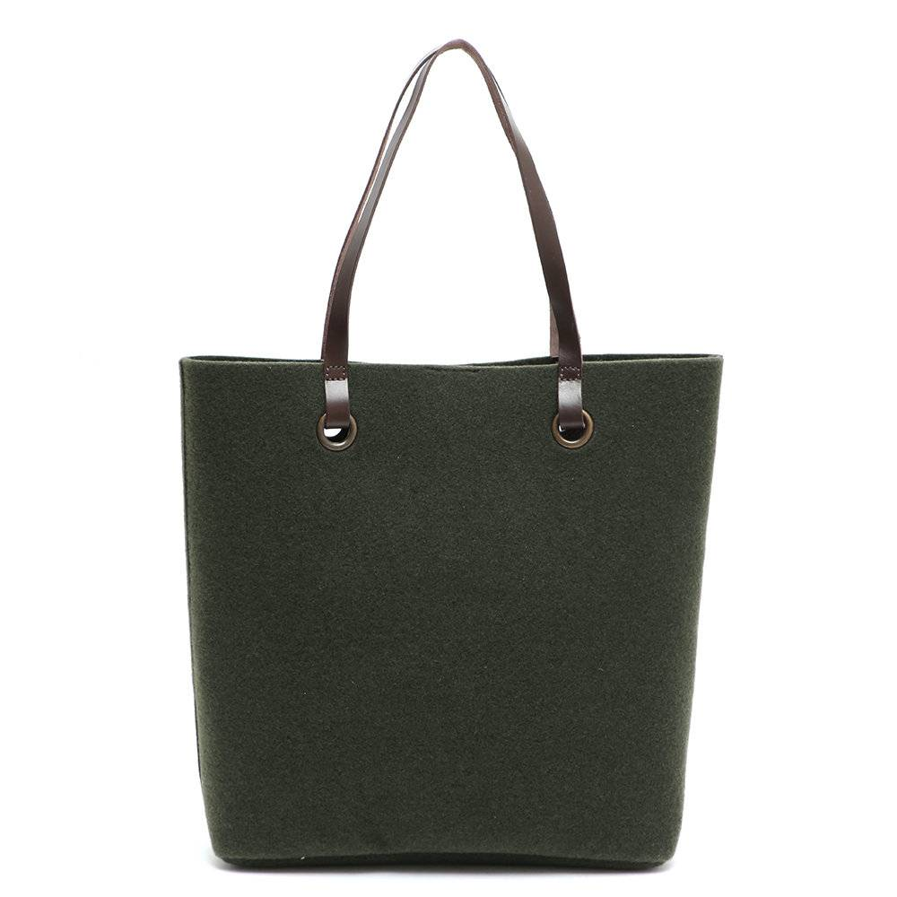 Timberland Shopping bag verde militare