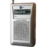 mp man Radio Portatile Cras15