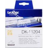Brother Originale Brother Etichette  DK-11204