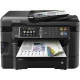 Epson Workforce Wf-3640dtwf A4 4in1 19ppm Iso F r Usb Wifi Lan Adf Wifi Direct