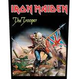 Iron Maiden Back Patch Trooper The