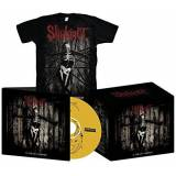 Slipknot .5: The Gray Chapter, con T-shirt L