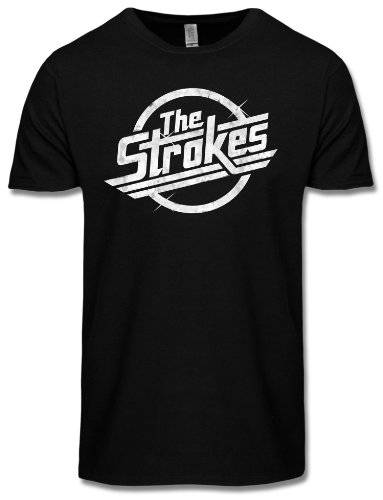 the Strokes Angles Stairs-Men'S Xl T-Shirt