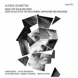 Roman Mints Schnittke Works for Violin and Piano