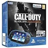 Sony PlayStation Vita (PS Vita) - Console [Wi-Fi] con Call of Duty: Black Ops Voucher e Memory Card 4 GB [Bundle]