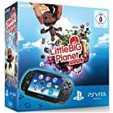 Sony PlayStation Vita Wi-Fi Inklusive Little Big Planet (Download Voucher) + 4 GB Memory [Edizione: Germania]