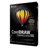 Corel CorelDRAW Graphics Suite X6 - Small Business Edition