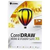 CorelDRAW Home & Student Suite X6 per 3 Desktop
