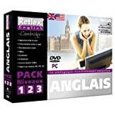 Commest Multimédia Anglais Reflex'English Cambridge Pack Niveaux 1 2 3 : DVD-ROM PC (3CD audio)