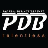 The Paul DesLauriers Band Relentless