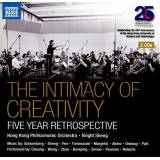 Hong Kong Philharmonic Orchestra The Intimacy of Creativity - Five Years