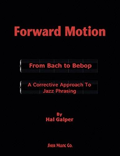 Hal Galper Forward Motion