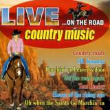 Mcanthony George Live on the Road Country Music