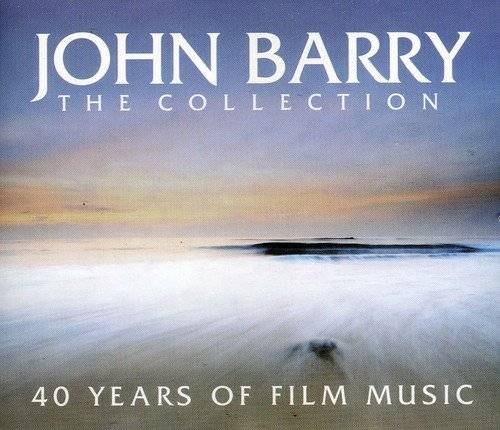 John Barry The Collection: 40 Years Of Film Music (4CD)