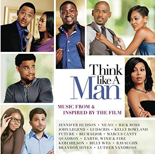 Various Artists Think Like a Man: Music From & Inspired by the Film