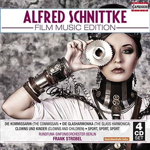 Rundfunk-Sinfonieorchester Berlin Film Music Edition - Le Colonne Sonore