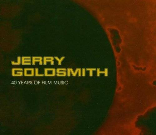 Various Artists Jerry Goldsmith - 40 Years Of Film Music