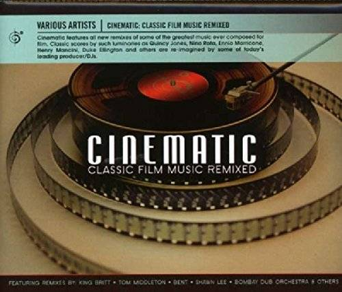 Czech Philharmonic Chamber Orchestra Cinematic:Classic Film Music Remixe