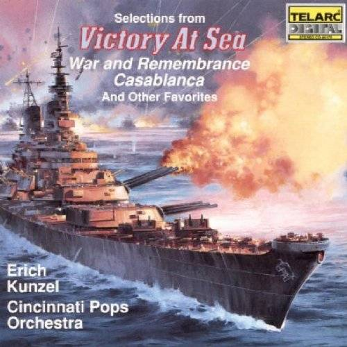R. Rodgers Victory at Sea/ Other Film Music