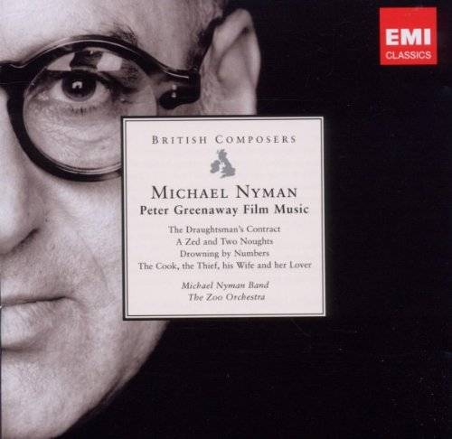 Michael Nyman - Peter Greenaway Film Music