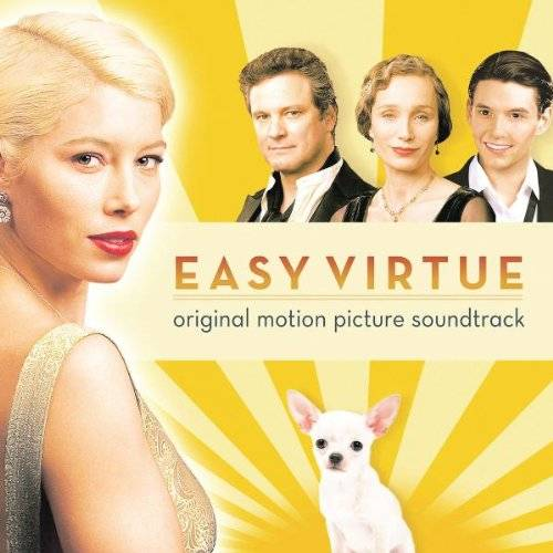 The Easy Virtue Orchestra Easy Virtue - Music From The Film