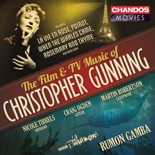 Rumon Gamba Gunning: Musica Da Film E TV