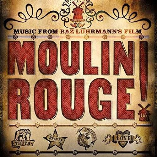 Various Artists Moulin Rouge - Music From Baz Luhrman's Film