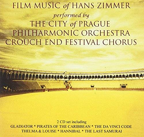 The City Of Prague Philharmonic Orchestra Film Music Of Hans Zimmer