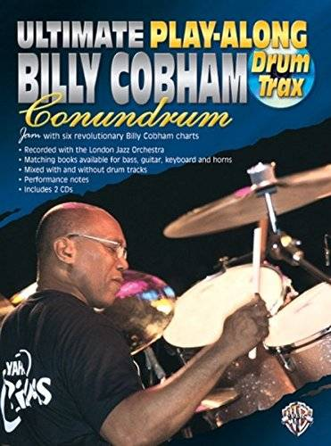 Billy Cobham Ultimate Play-Along Drum Trax: Billy Cobham Conundrum
