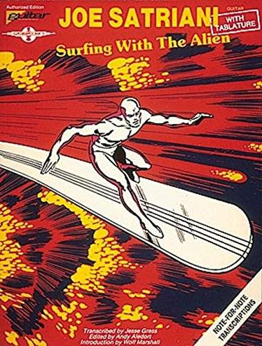 Andy Aledort Joe Satriani - Surfing With the Alien