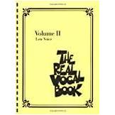 The Real Vocal Book: Low Voice: 2