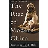 Immanuel Chung-Yueh Hsu The Rise of Modern China