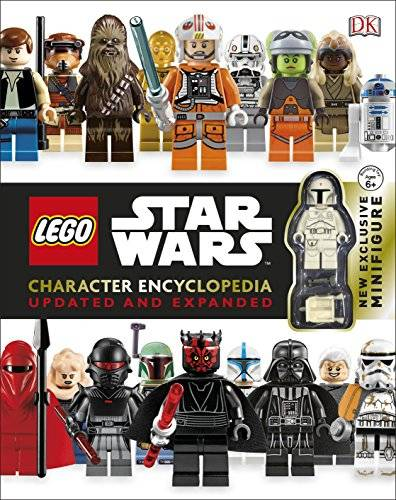 DK LEGO® Star Wars™ Character Encyclopedia Updated and Expand