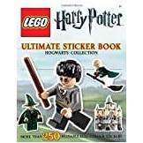Collectif Lego harry potter welcome to hogwarts ultimate sticker book ISBN: