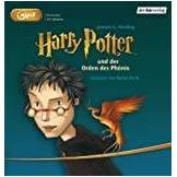 Harry Potter und der Orden des Phönix Mp3 Rl [Edizione: Germania]
