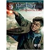 Harry Potter Instrumental Solos: Trombone ISBN: