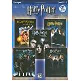 Harry Potter Instrumental Solos (Movies 1-5): Trumpet, Level 2-3 ISBN: