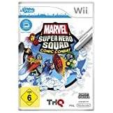 THQ Marvel Super Hero Squad Comic Combat uDraw Erforderlich [Edizione: Germania]