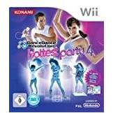 Konami Dance Dance Revolution - Hottest Party 4 (inkl. Tanzmatte) [Edizione: germania]
