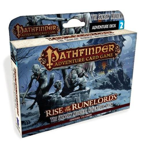 Rise of the Runelords: The Skinsaw Murders Adventure Deck 2